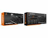 Клавиатура проводная Cougar Aurora S USB Black, фото 6