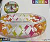 Надувной бассейн Intex 56494 «колесо»,  229 х 56 см
