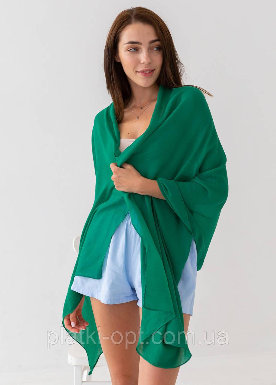 Палантин Zara (зелений)