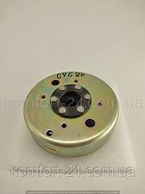 Магніт генератора (ротор) GY-6 4T 50-80cc 139qmb