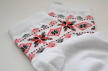 Женские носки с вышиванками