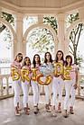 """Футболки на дівич-вечір для подружок нареченої та нареченої  """"Bride & Bride Team"""", фото 5"""