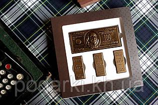 """Подарок на 14 октября мужчине """"Шоколадные деньги"""""""