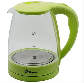 Електрочайник DOMOTEC MS-8112 Green