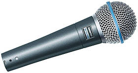АКЦІЯ! Мікрофон провідний UKC SHURE DM Beta 58A