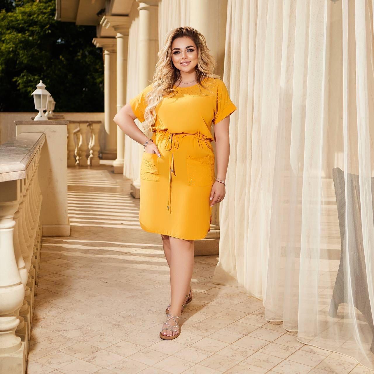 Жіноче повсякденне плаття Адаха розмір 48, 50, 52, 54