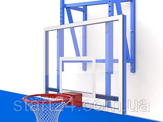 Щит баскетбольний з регулюванням висоти, тренувальний