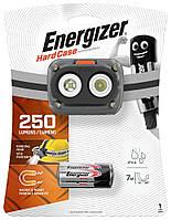 Налобний протиударний фонарь Energizer Hard Case professional Magnetic Headlight HCHDM321