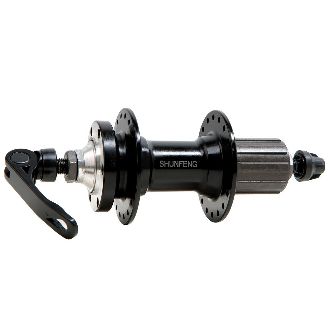 Велосипедная втулка SHUNFENG SF-A217R R8 32сп. задняя пром. подшипн.