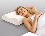 [ОПТ] Ортопедична подушка з ефектом пам'яті Memory Pillow для здорового сну, фото 2