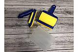 Многоразовый липкий валик для уборки дома и чистки одежды Sticky Buddy, Липкий ролик для одежды Стики бадди, фото 6