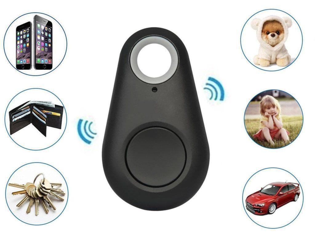 Звуковой брелок для поиска ключей Найди меня от квартиры или автомобиля, Брелок со светодиодным фонариком