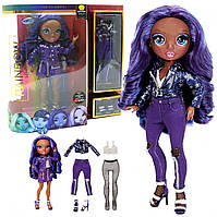 Лялька Rainbow High S2 Крістал Бейлі з аксесуарами (572114)