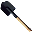 Лопата Cold Steel Special Forces Shovel, фото 3