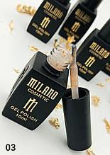 Гель-лак Milano Potal (Foil) 10 мл №3