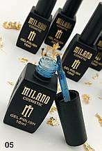 Гель-лак Milano Potal (Foil) 10 мл №5