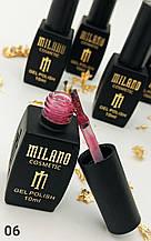 Гель-лак Milano Potal (Foil) 10 мл №6