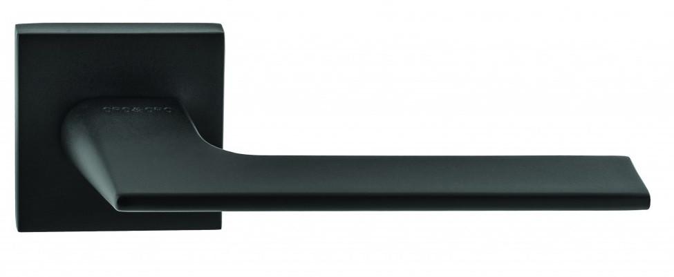 Ручки дверні Oro&Oro 065-15E матовий черній