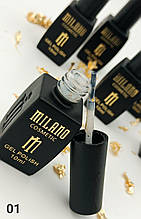 Гель-лак Milano Potal (Foil) 10 мл №1
