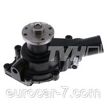 Водяной насос (помпа) двигатель isuzu 4bd1