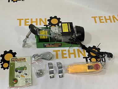 Тельфер Procraft TP-250., фото 2