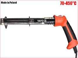 Термонож для резки пенопласта 220 ВТ 70-450°С Yato YT-82190