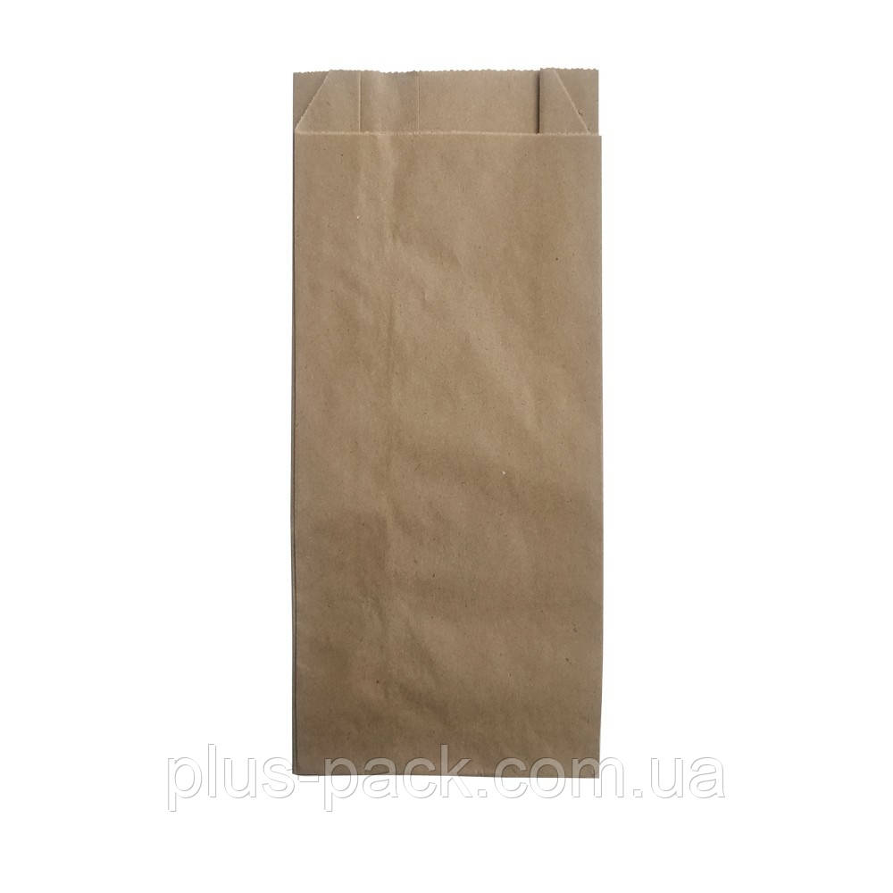 Бумажный пакетик саше 100х450 мм, 1500 шт/уп