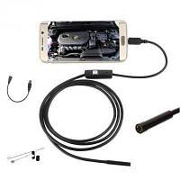 Камера гнучка Endoscope (2м*7мм) під Аndroid