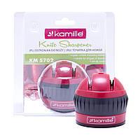 Точилка для ножів Kamille 6*6*6.5 см з присоском KM-5702