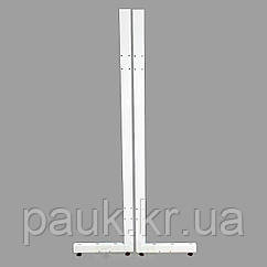 Комплект стоек для стеллажа ристел 1900х500 мм, ноги на стеллаж Ристел правая+левая