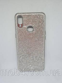Силіконовий чохол накладка Камені Стрази для Samsung Galaxy A10 s