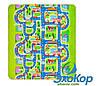 Дитячий двосторонній килимок EPE Play Baby Mat 200х180х1см