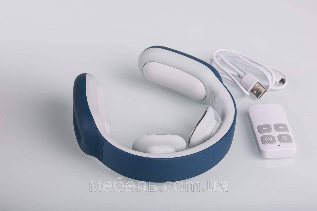 Пояс-масажер для шиї і плечей VR Belt-02