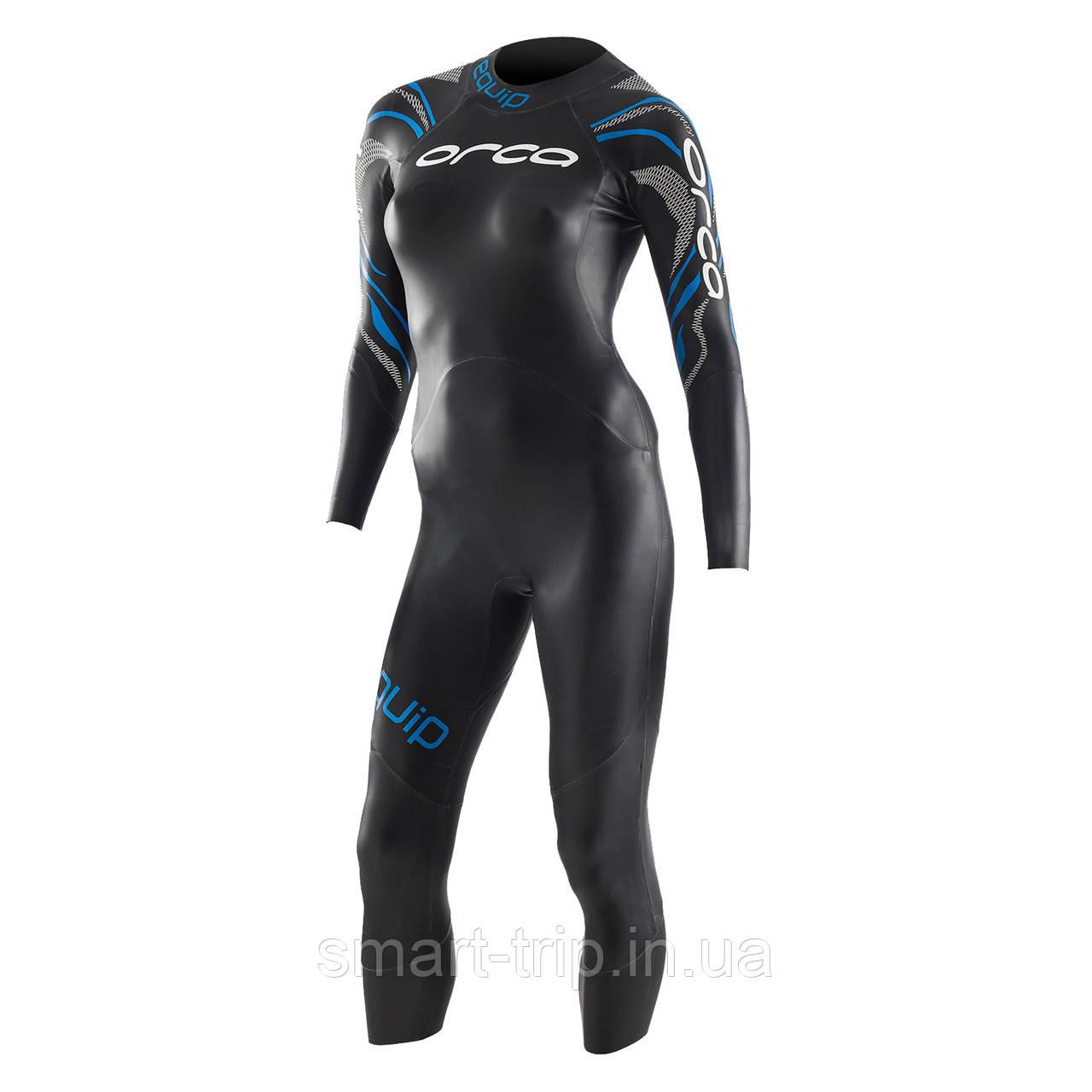 Гідрокостюм жіночий для відкритої води Orca Equip wetsuit тріатлон S