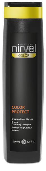 Nirvel Color shampoo. Відтіночний шампунь для підтримки кольору, 250 мл.
