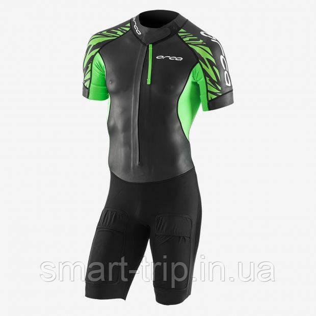 Гидрокостюм мужской для открытой воды Orca Equip wetsuit триатлон 7