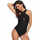 Відрядний жіночий купальник з стягуючим ефектом. Суцільний жіночий купальник., фото 2