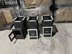 """Піч для бані """"Pro-Thermo Standart"""" зі склом, фото 3"""