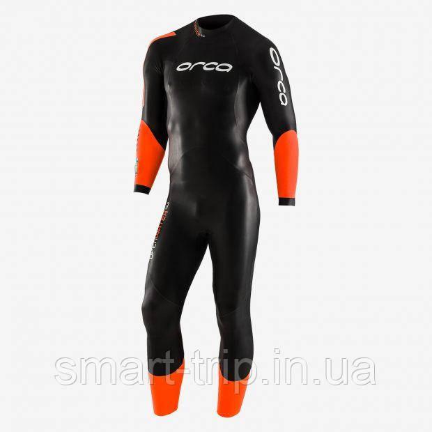 Гидрокостюм мужской для открытой воды Orca OPENWATER SW триатлон 10