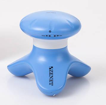 Водонепроницаемый мини массажер Zenet Zet-706 портативный вибромассажер