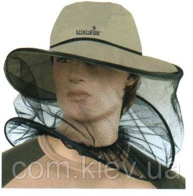Шляпа с антимоскитной сеткой Norfin 7460