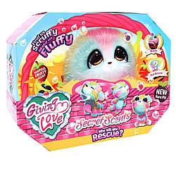 Мягкая игрушка Няшка Потеряшка Scruffy make us Fluffy