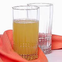 Набор высоких стеклянных стаканов Luminarc Elysees 6 шт 310 мл (C7234)
