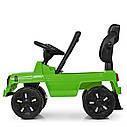 Детская машина толокар джип BAMBI M 4128L-5 зеленый, фото 6