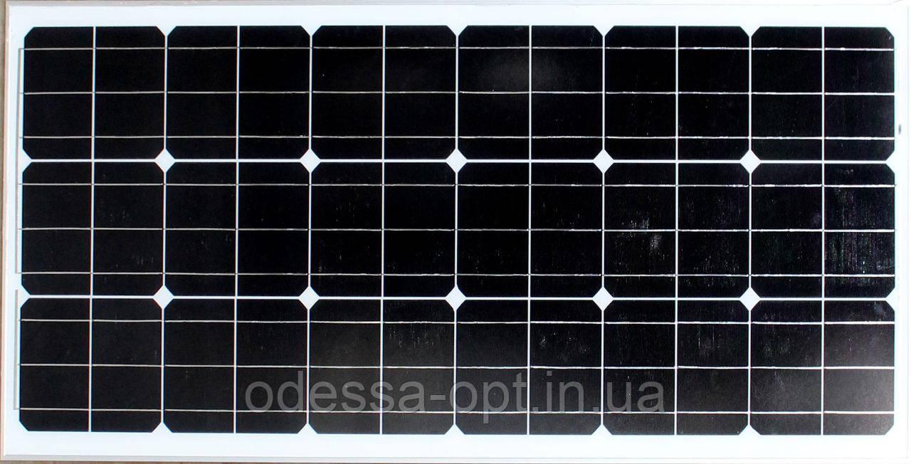 Solar board 100W/110W 1220*550*35mm 18V