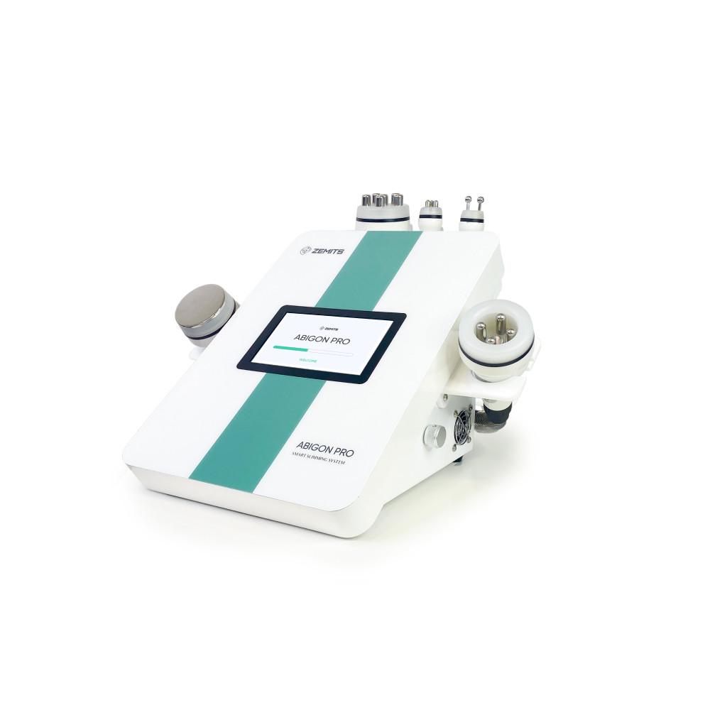 Zemits Abigon Pro Аппарат ультразвуковой кавитации и вакуумного массажа с RF-лифтингом