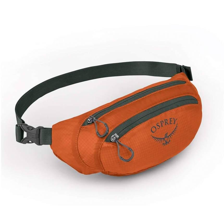 Поясная сумка Osprey UL Stuff Waist Pack 1 (2021) Poppy Orange, фото 2