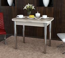 Розкладний стіл Нота з закругленими кутами