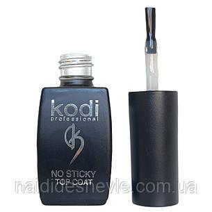 Финишное (топовое) покрытие для ногтей Kodi No Sticky Top (Без липкого слоя), 8 мл., фото 2