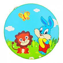 Дерев'яна іграшка Бубон MD 0367 15 см (Кролик і Лев)